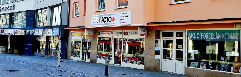 prodejna Graffoto